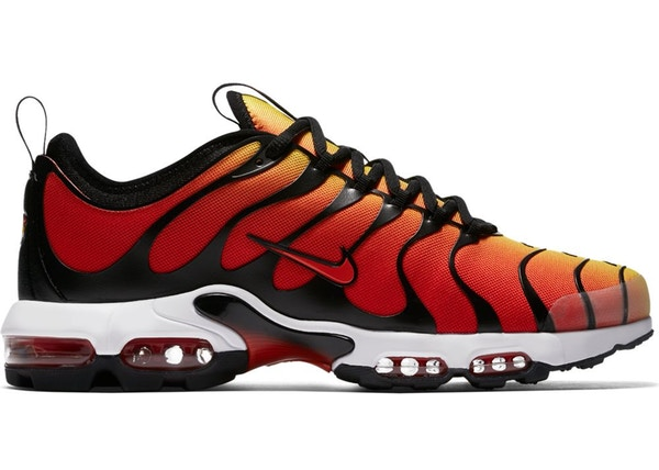 Nike Air Max Plus TN Ultra University RedBlack White For Sale