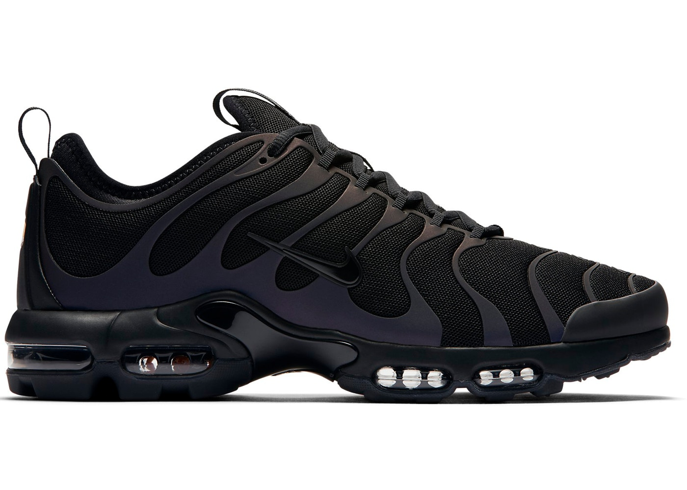 best service 45ba8 f3a7d Air Max Plus TN Ultra Triple Black