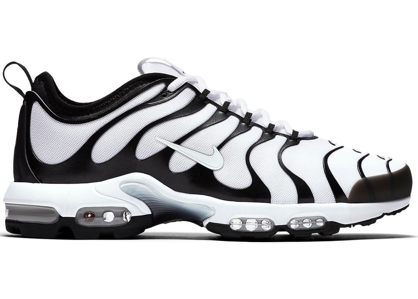 Sell. or Ask. Size 9. View All Bids. Air Max Plus TN Ultra White Black adf69195f