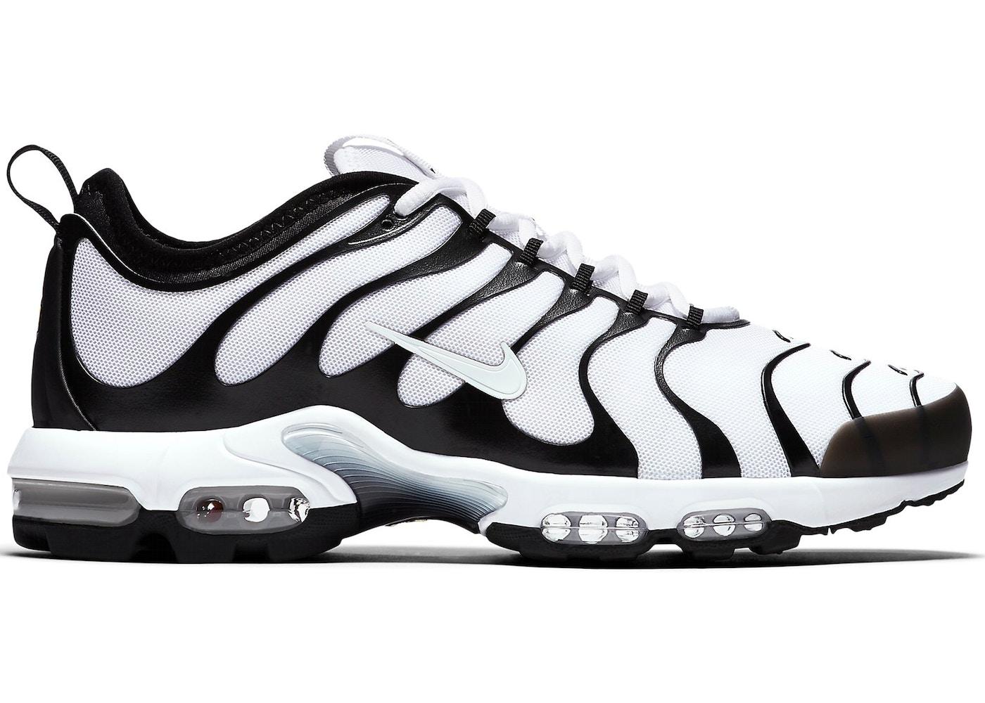 Nike Air Max Plus TN Ultra White Black