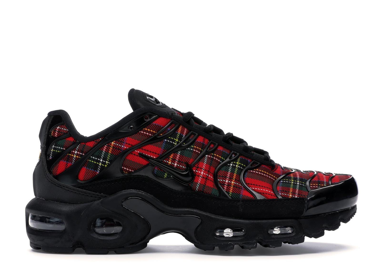 Nike Air Max Plus Tartan Black (W