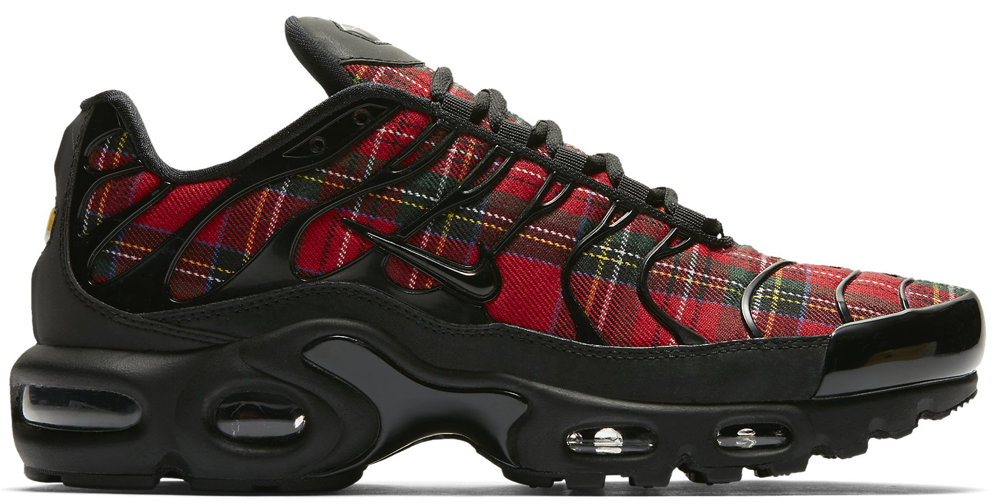 Air Max Plus Tartan Black (W)