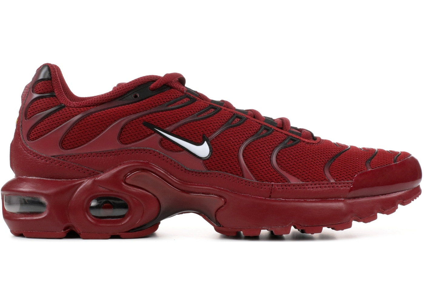 best sneakers 89891 b7a18 Air Max Plus Team Red (GS)