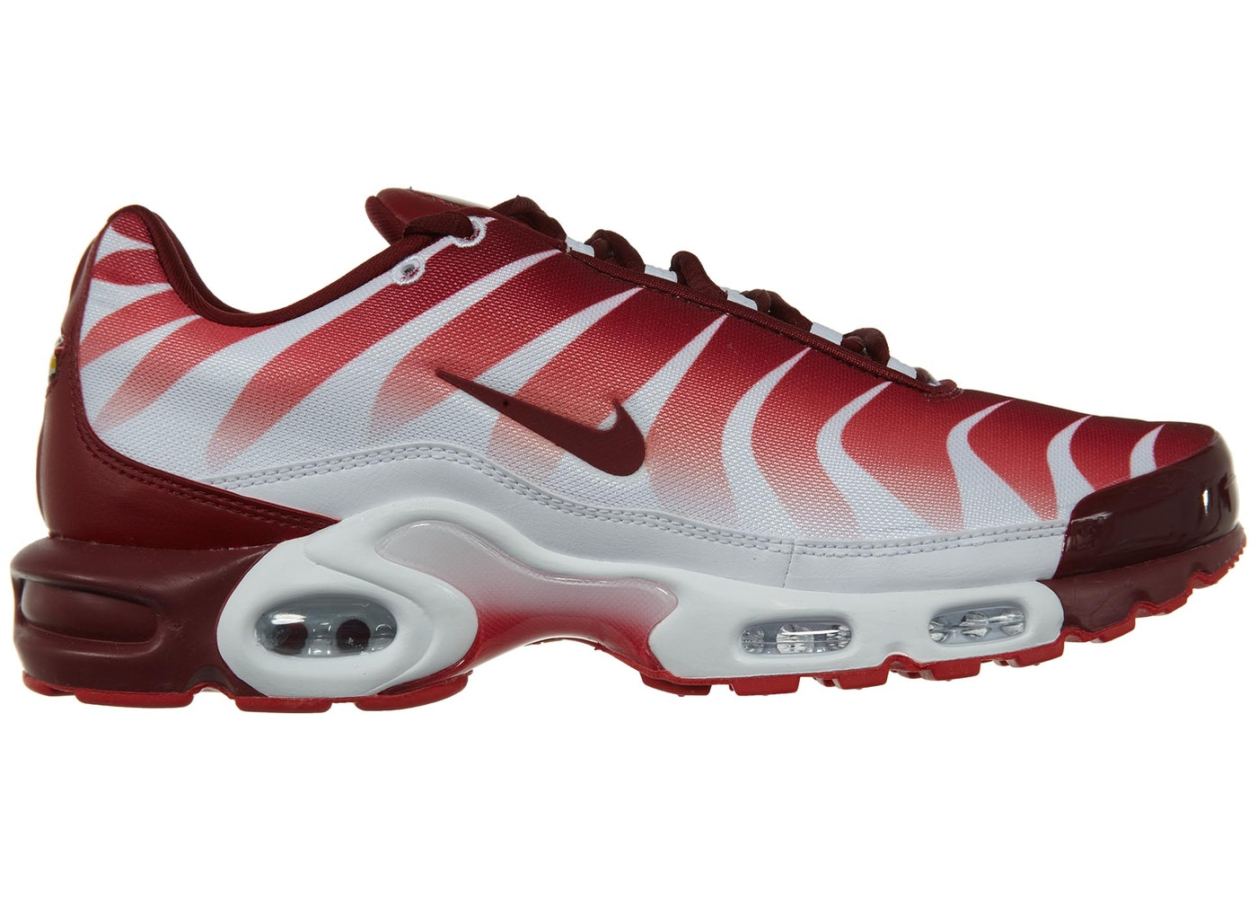 c3ed43414f8 Sell. or Ask. Size  10. View All Bids. Air Max Plus Tn Se White Team Red-Speed  Red