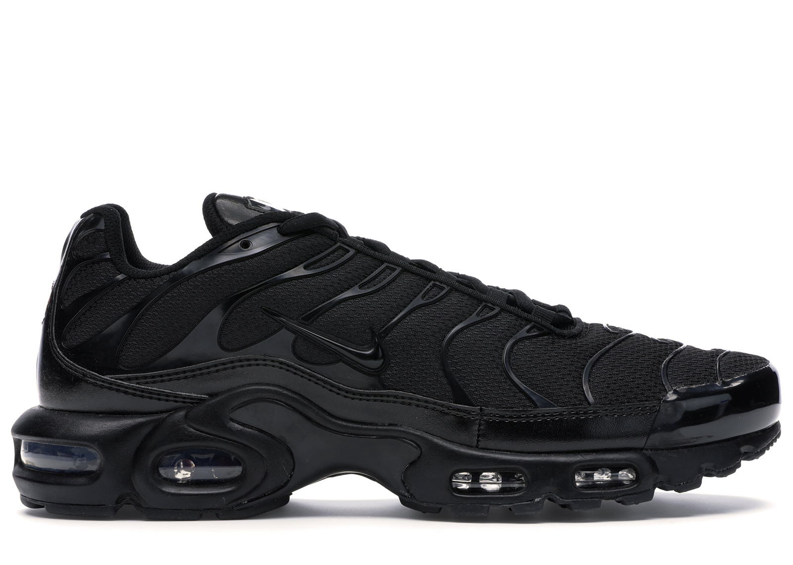 Nike Air Max Plus Triple Black