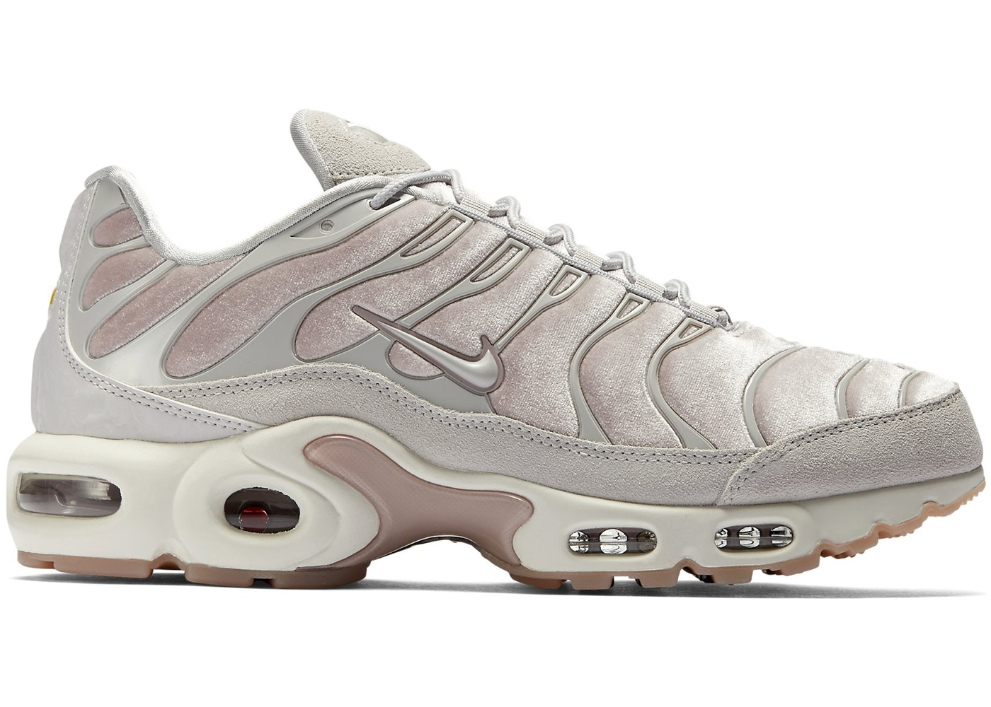 check out ac931 e9ef4 Air Max Plus Velvet Particle Rose (W)