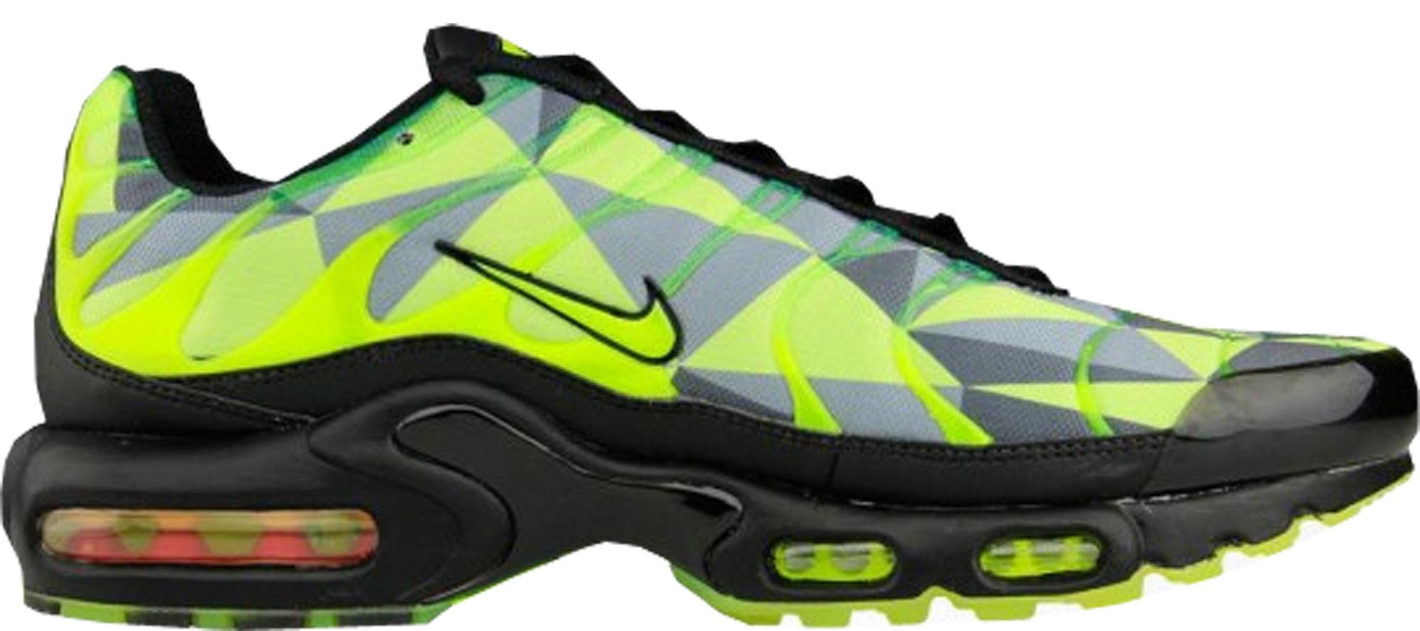 neon green tns