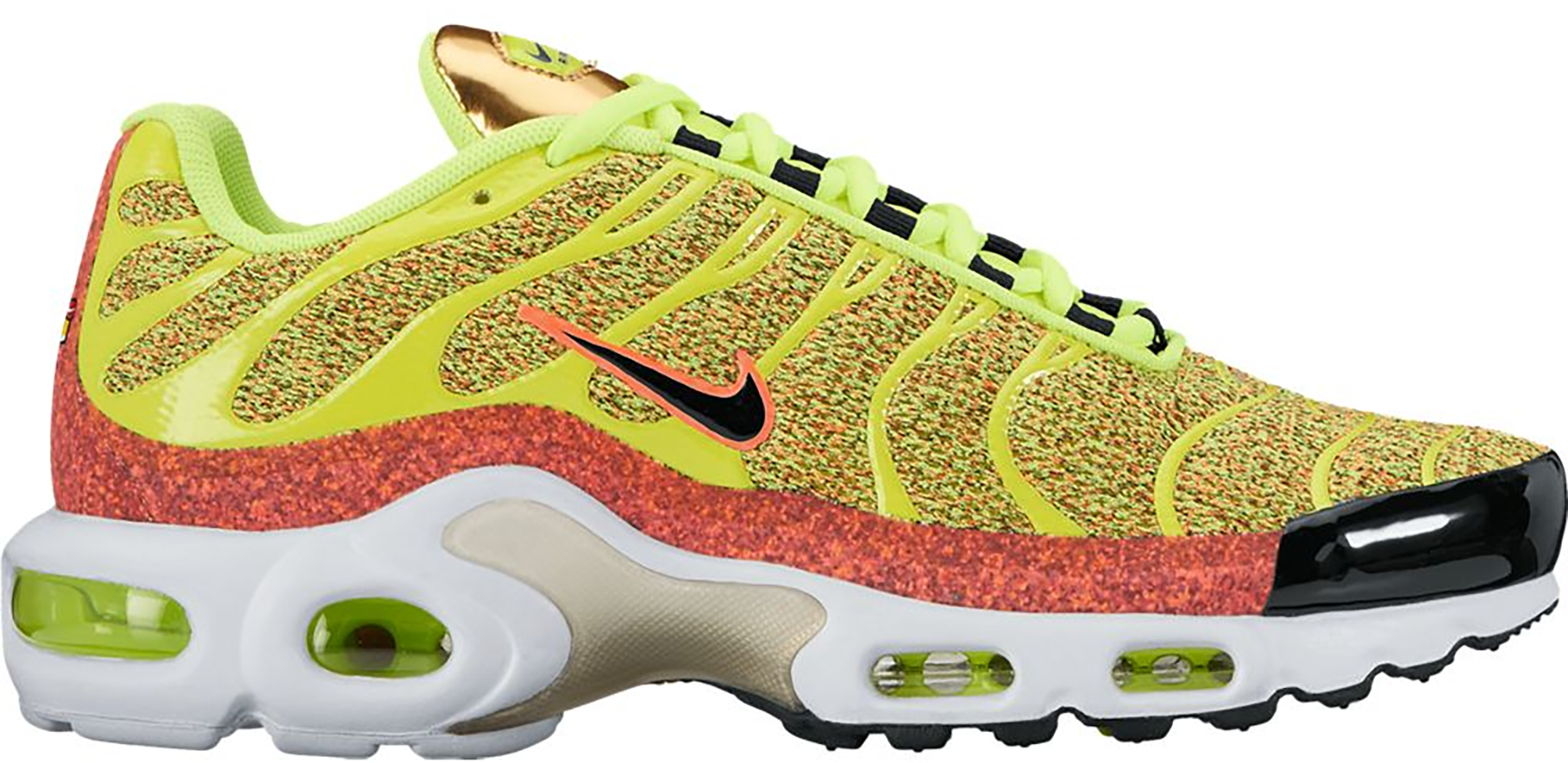 Nike Air Max Plus Volt Hot Punch (W) - 862201-700