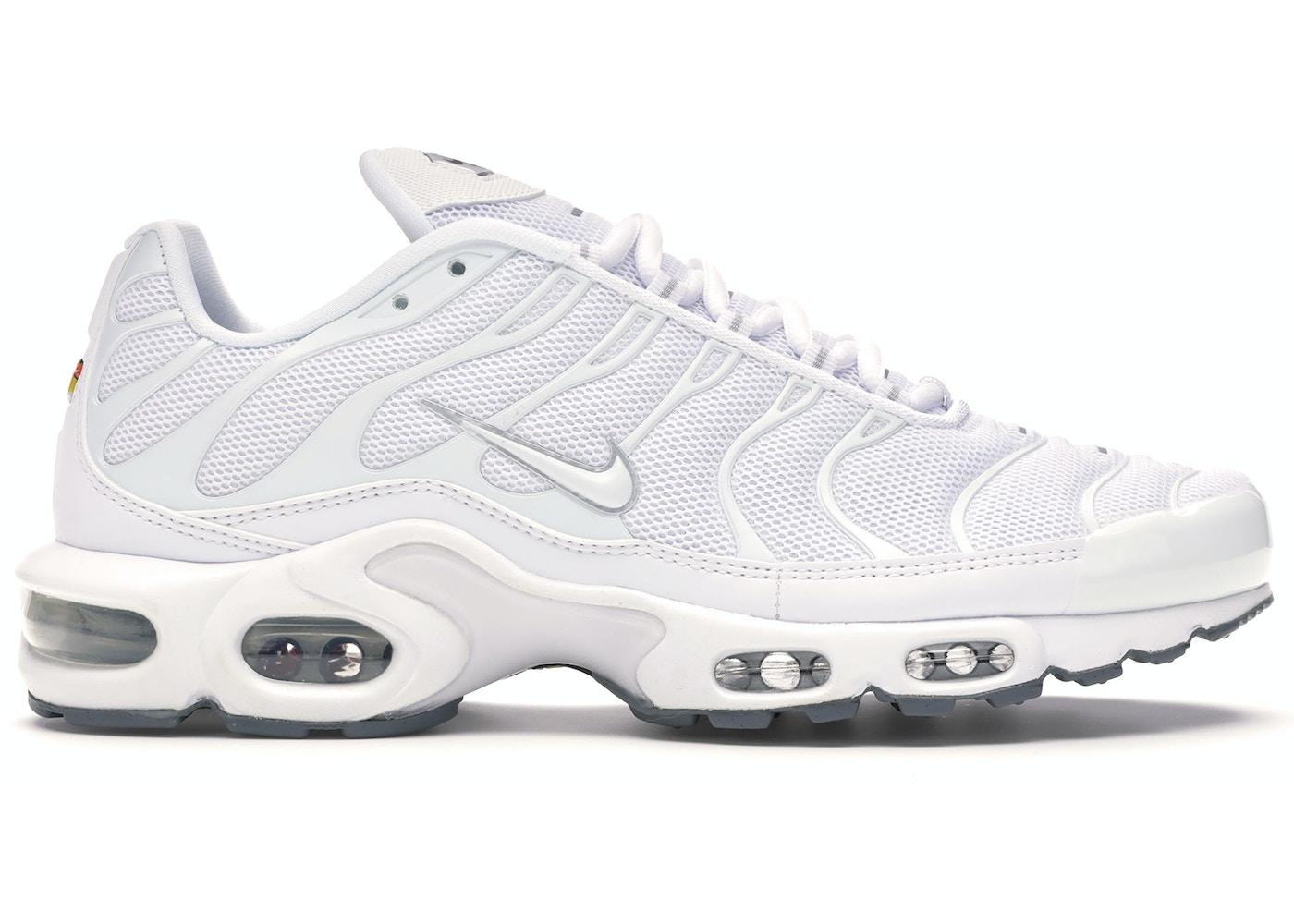 Nike Air Max Plus White 604133 139