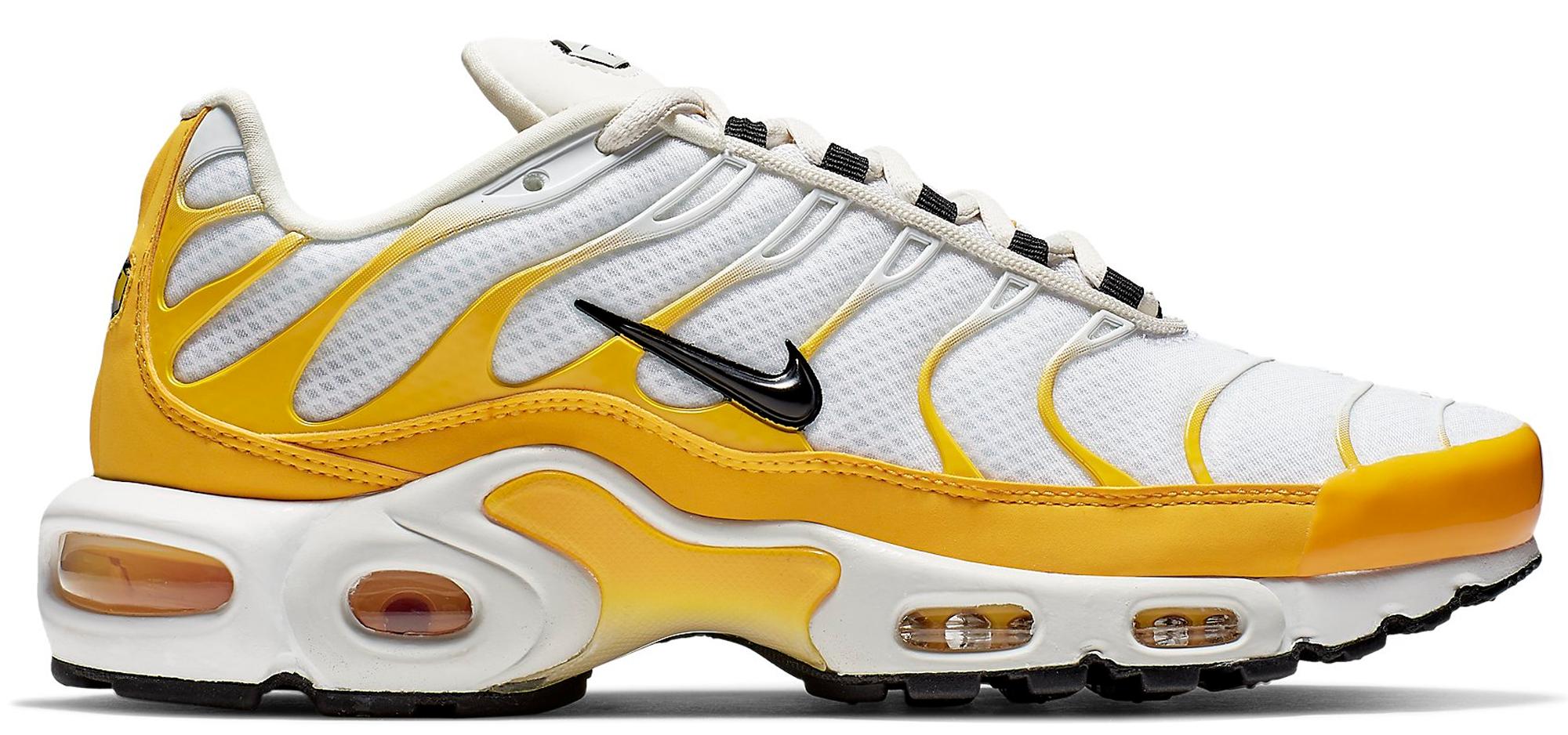 Nike Air Max Plus SE White Yellow (W