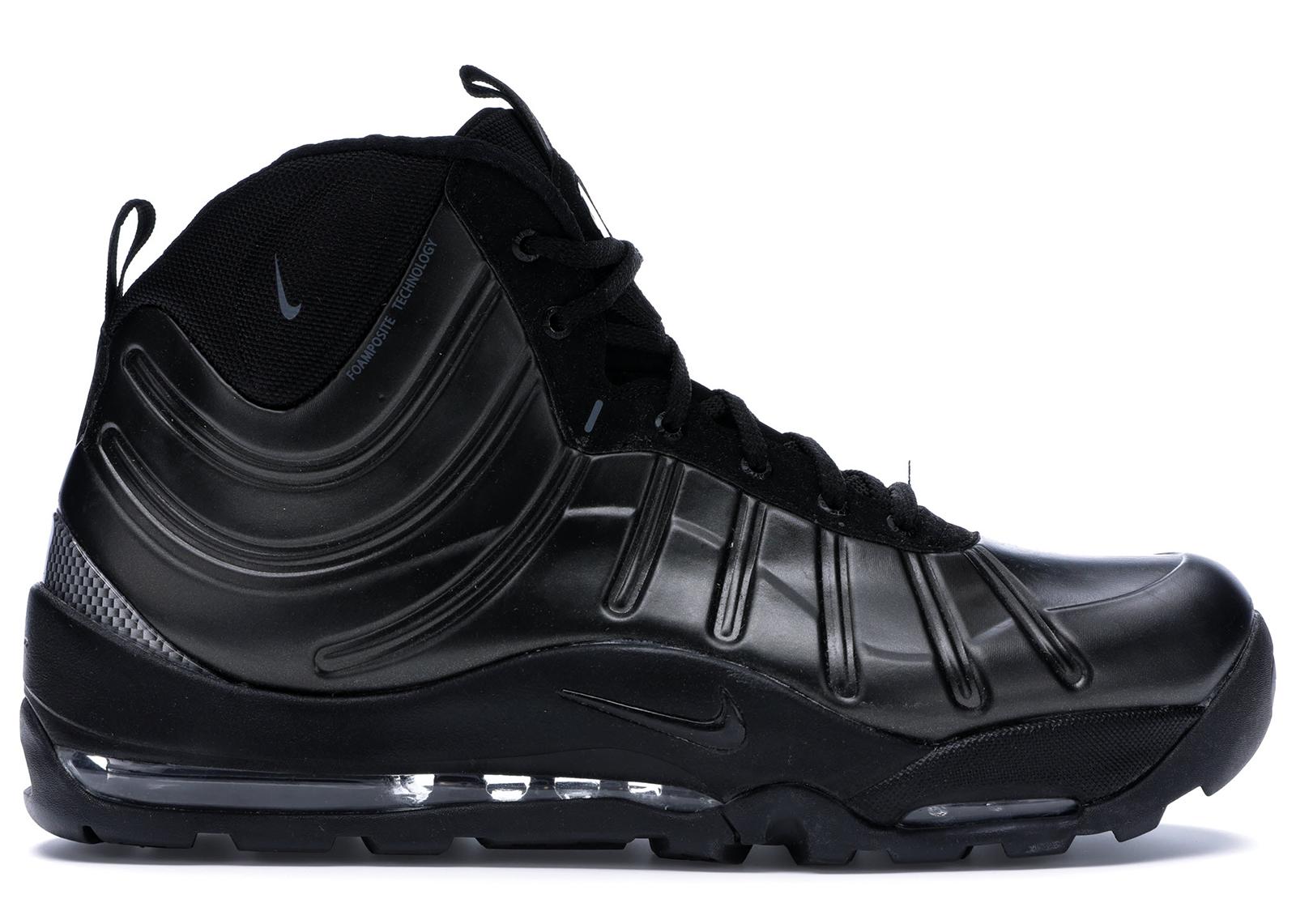 Nike Air Max Posite Bakin Boot Triple