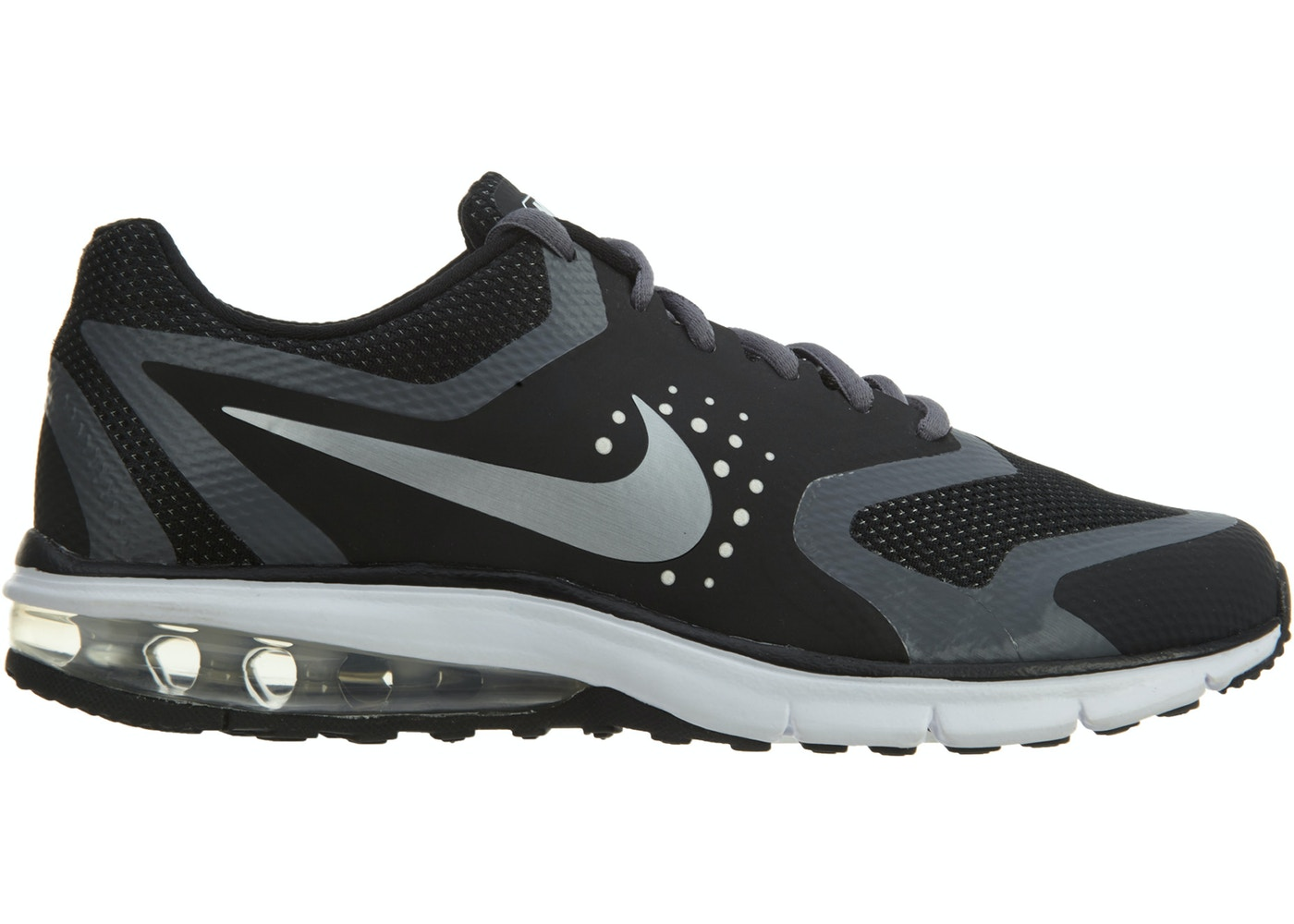 36ddda697e5b4 Nike Air Max Premiere Run Black/Metallic Silver-Dark Grey-White
