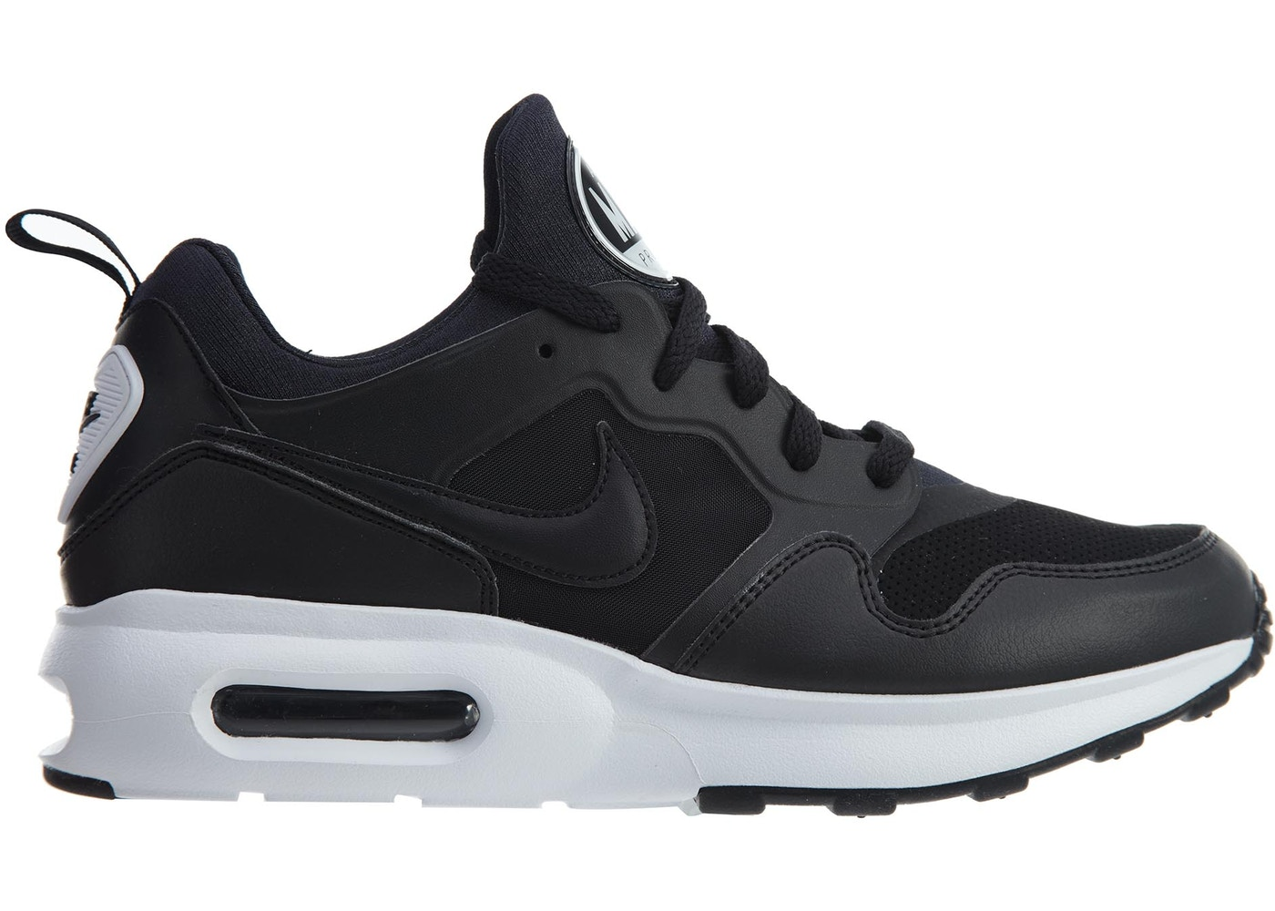 e0da326f54 Air Max Prime Sl Black Black White - 876069-002