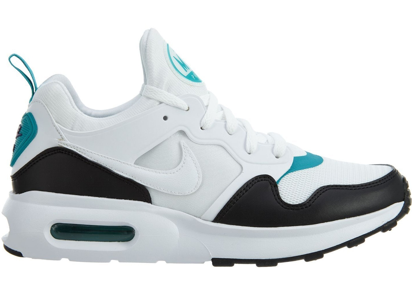 separation shoes 8210f 5b56a Air Max Prime White Turbo Green - 876068-103
