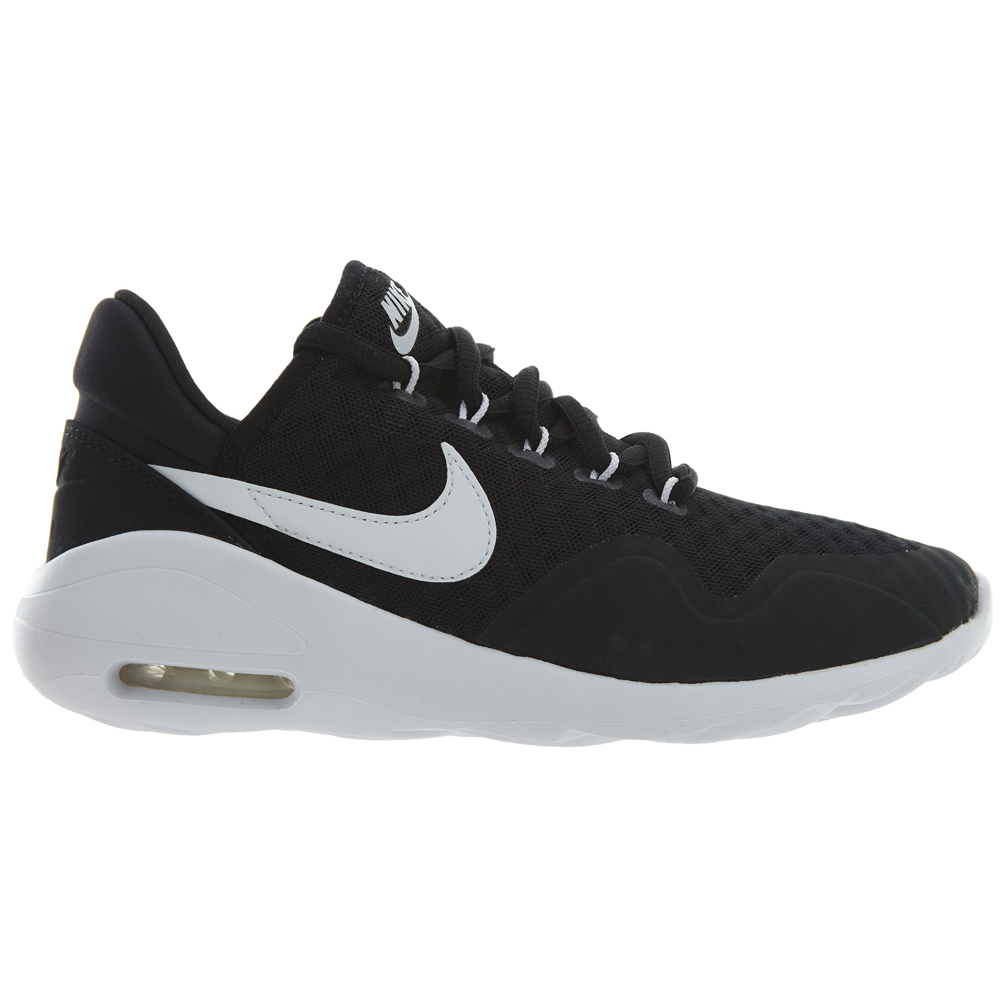 Nike Air Max Sasha Black White-Black
