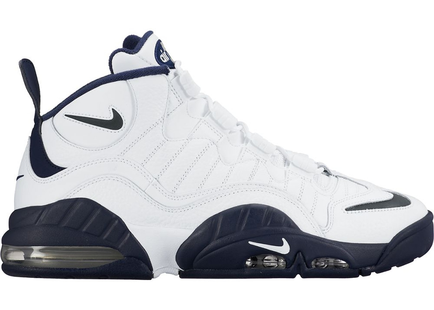 Air Max Sensation White Midnight Navy (2015)