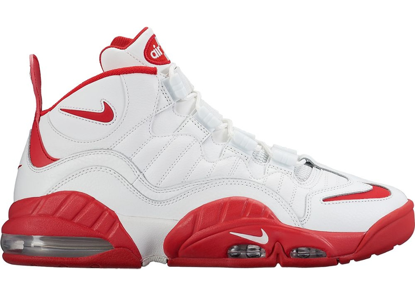 8a63380d6c Sell. or Ask. Size: 13. View All Bids. Air Max Sensation White Red