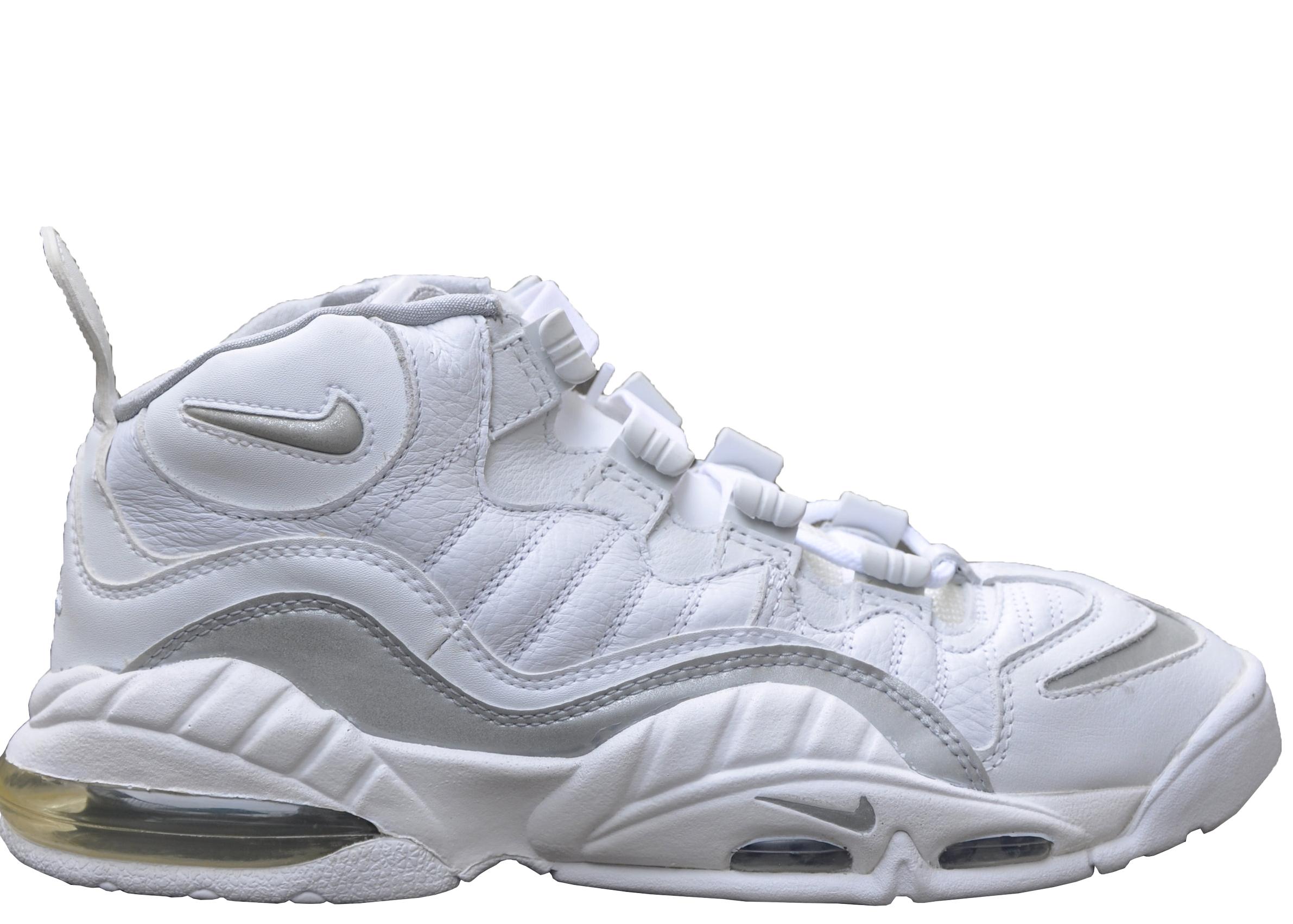 Nike Air Max Sensation White Webber