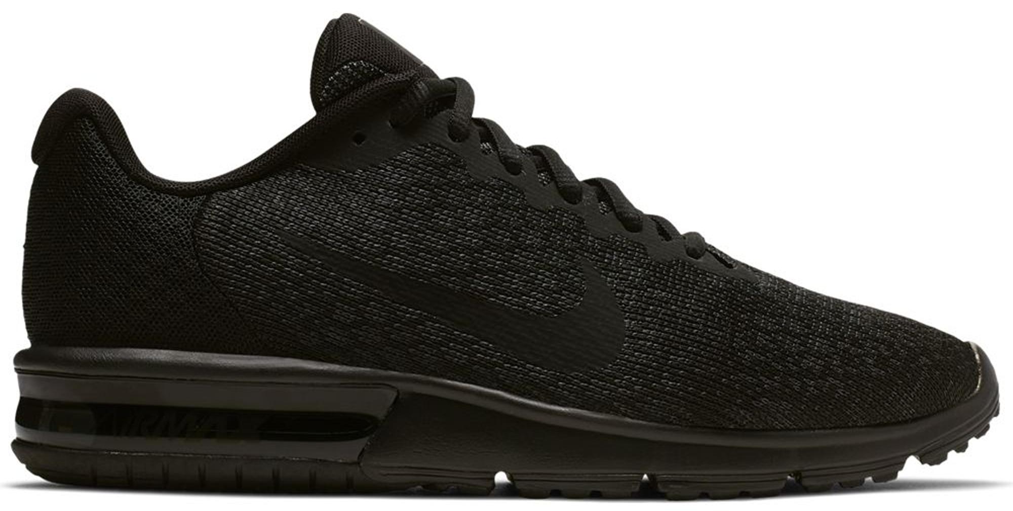 Nike Air Max Sequent 2 Black (W