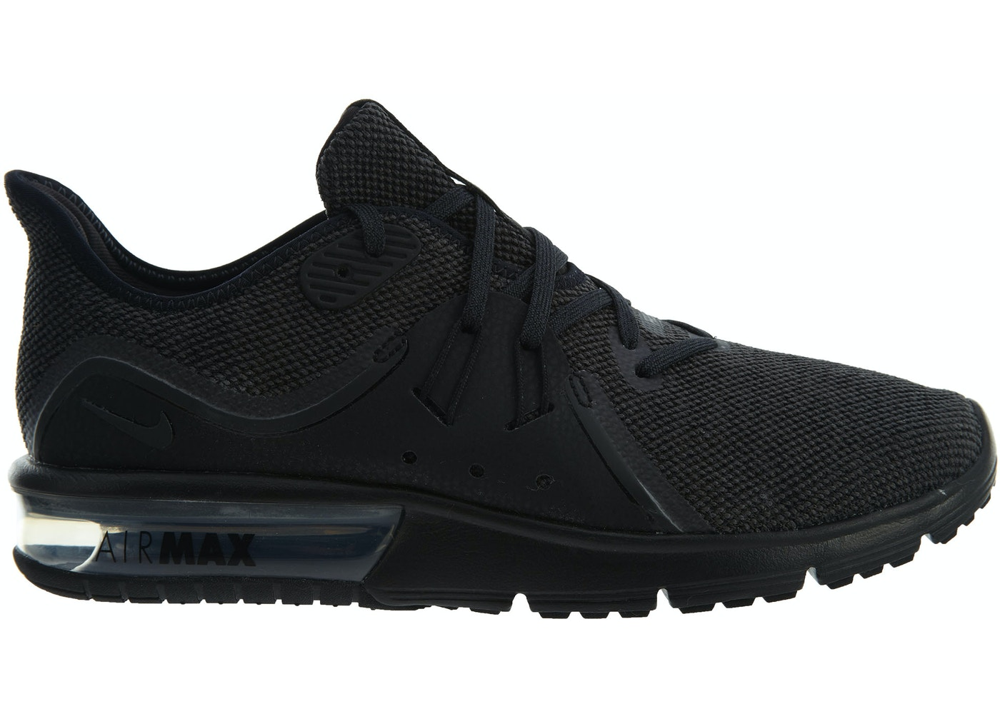 half off 053d7 80aab Air Max Sequent 3 Black Anthracite