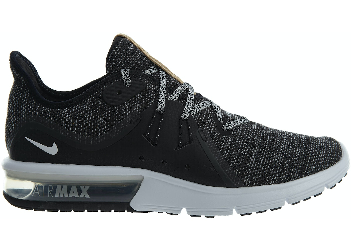 1111f35065 Sell. or Ask. Size: 10.5. View All Bids. Air Max Sequent 3 Black White-Dark  Grey