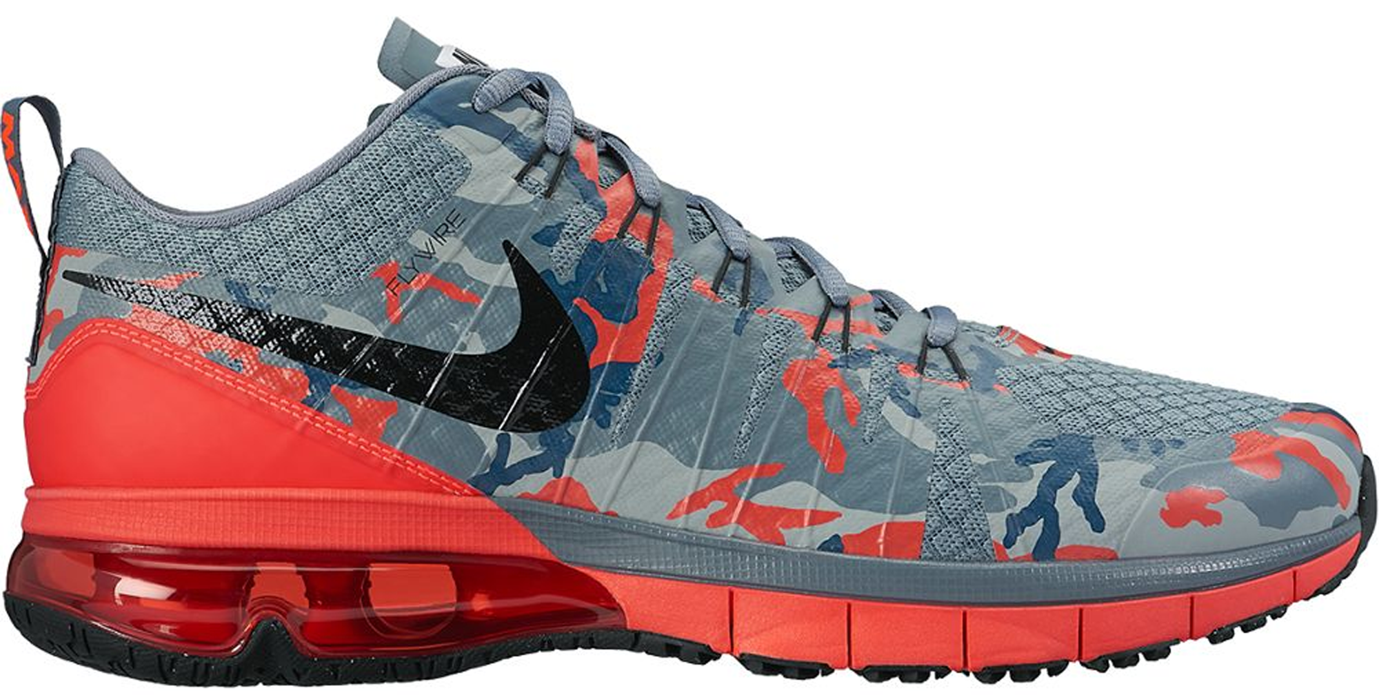 new high new arrival large discount Air Max Tr 180 Camo Blue Graphite in Blue Graphite/Black-Dark Grey-Bright  Crimson