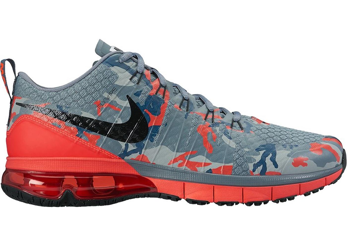 Nike Air Max TR 180 Camo Blue Graphite