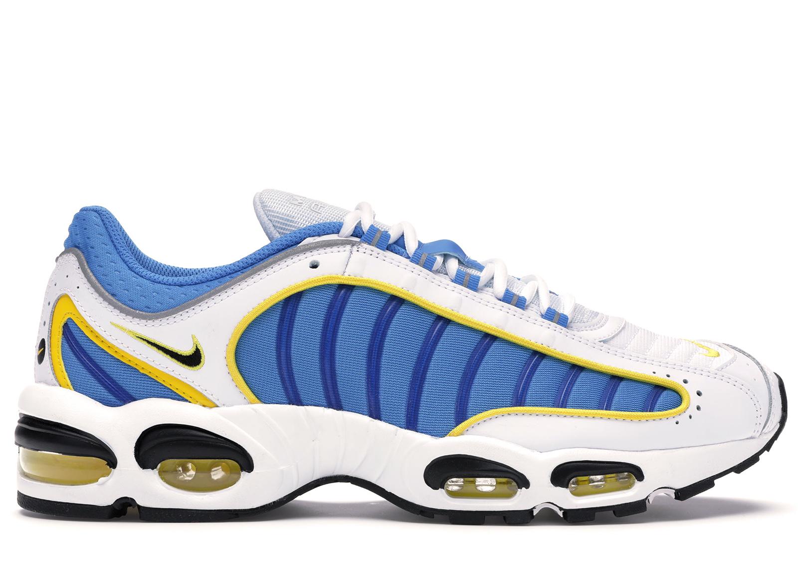 Nike Air Max Tailwind 4 White Blue