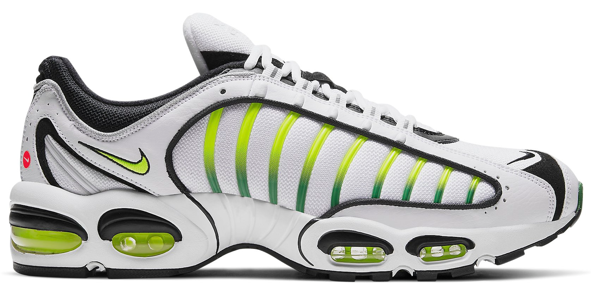 Air Max Tailwind 4 White Volt Black