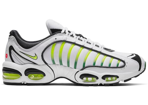 sports shoes 53b2b 30b80 Air Max Tailwind 4 White Volt Black