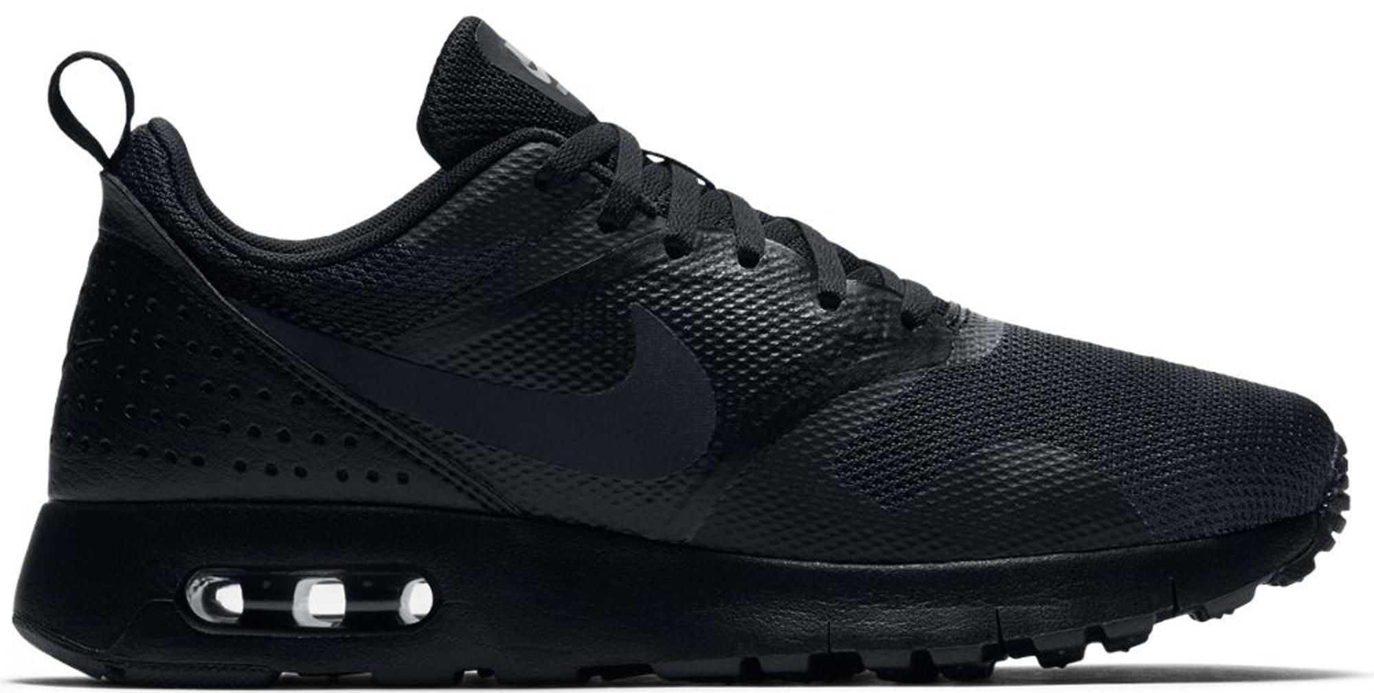 Nike Air Max Tavas Black (GS) - 814443-005