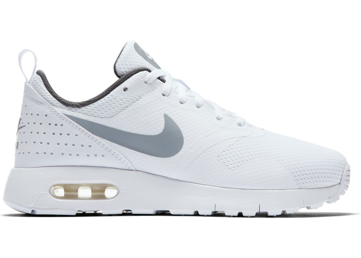 best website c37e1 1e790 Air Max Tavas White Cool Grey (GS) - 814443-101