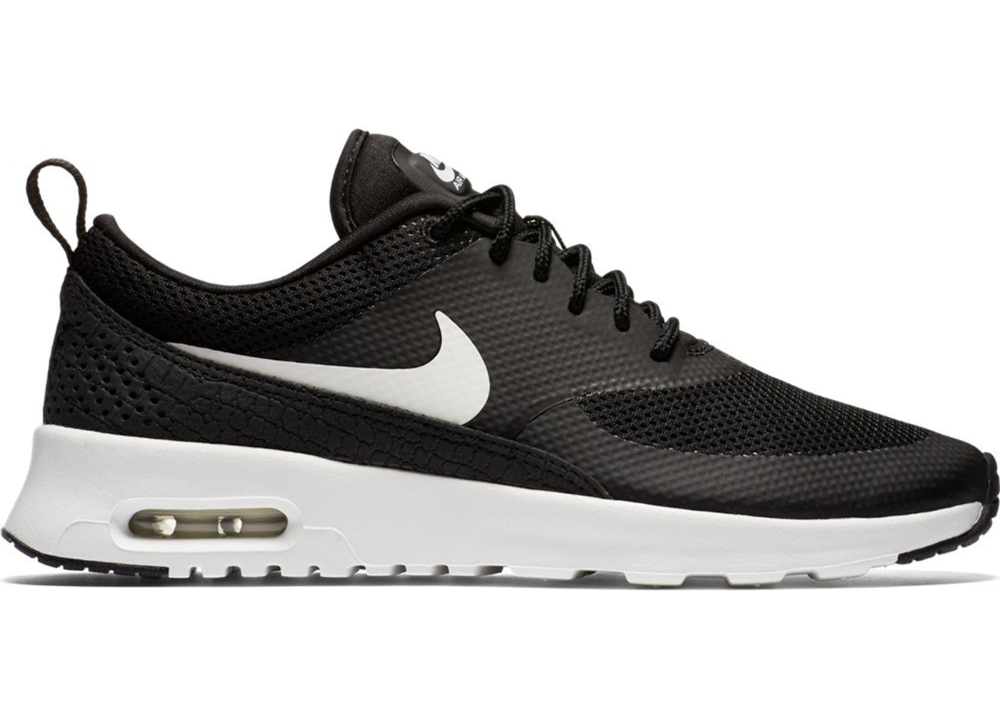 Air Max Thea Black White (W) - 599409-020