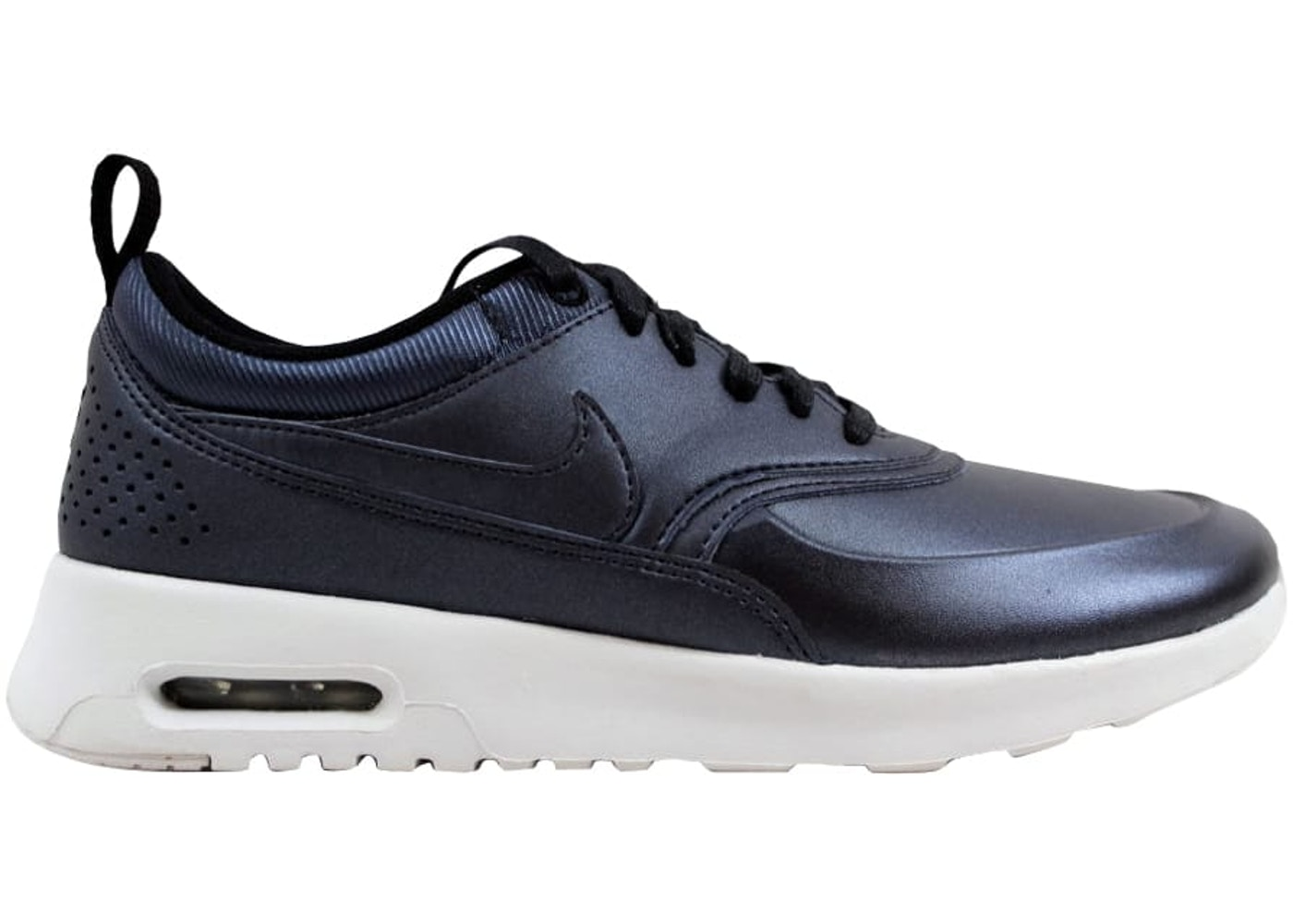 info for 36caa bb521 Sell. or Ask. Size --. View All Bids. Nike Air Max Thea SE Metallic Hematite  ...