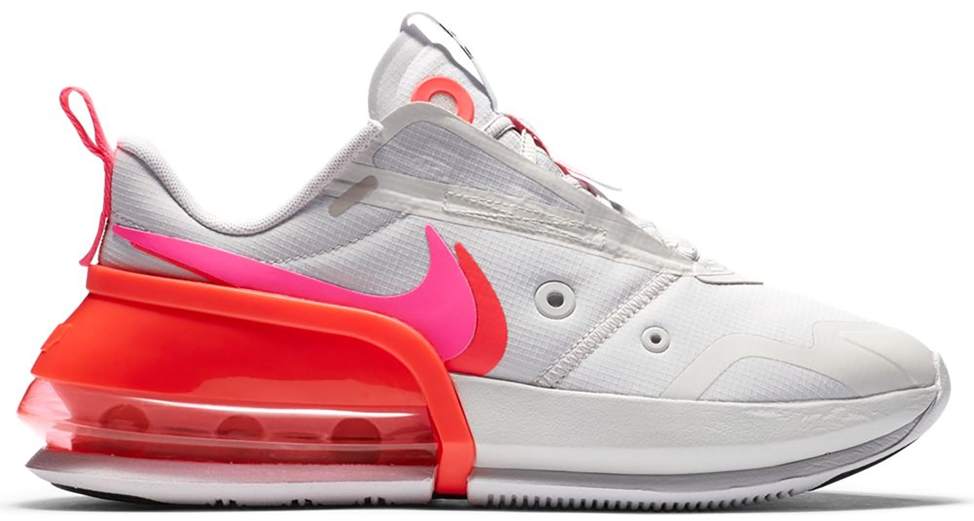 Nike Air Max Up Grey Pink Crimson (W