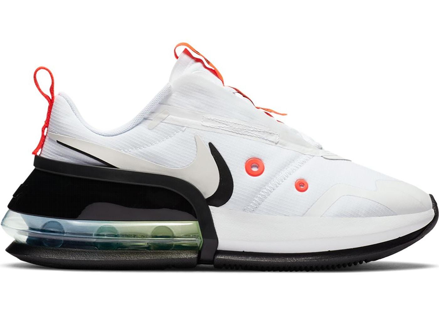 compressione solare Indipendente  Nike Air Max Up White Black Crimson (W) - CK7173-100
