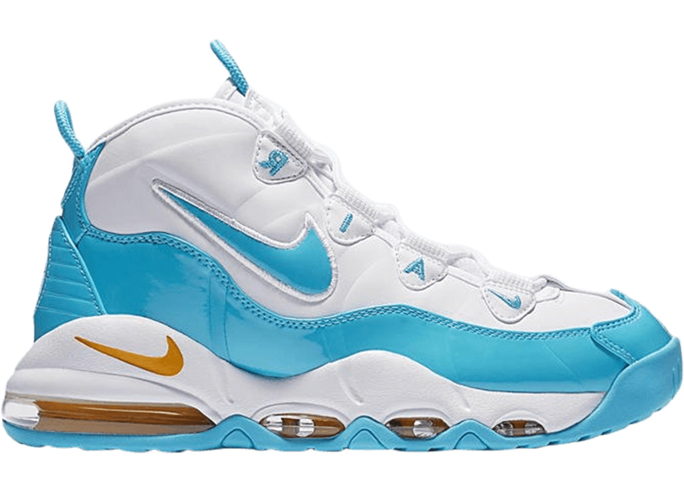 Nike Air Max Uptempo 95 Blue Fury Ck0892 100