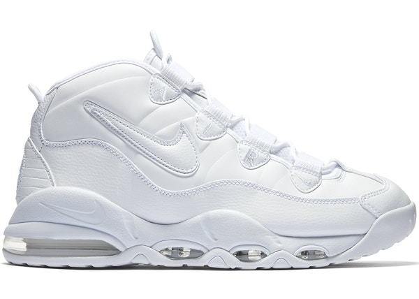 new products 723a5 586f4 Air Max Uptempo 95 Triple White