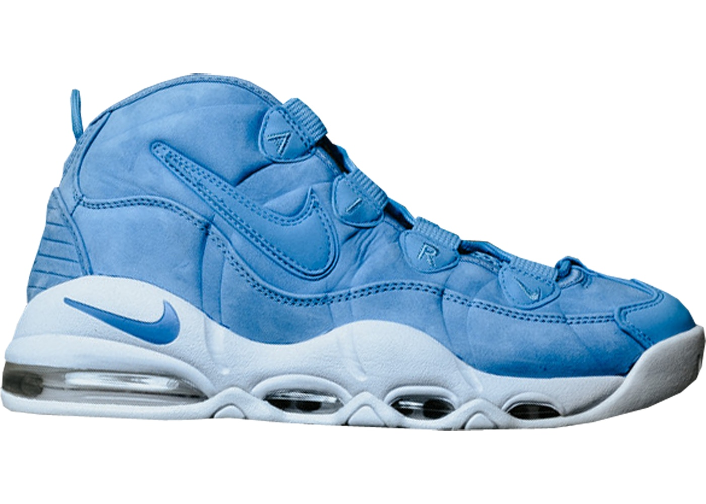 750e85dba6a Air Max Uptempo 95 University Blue - 922932-400