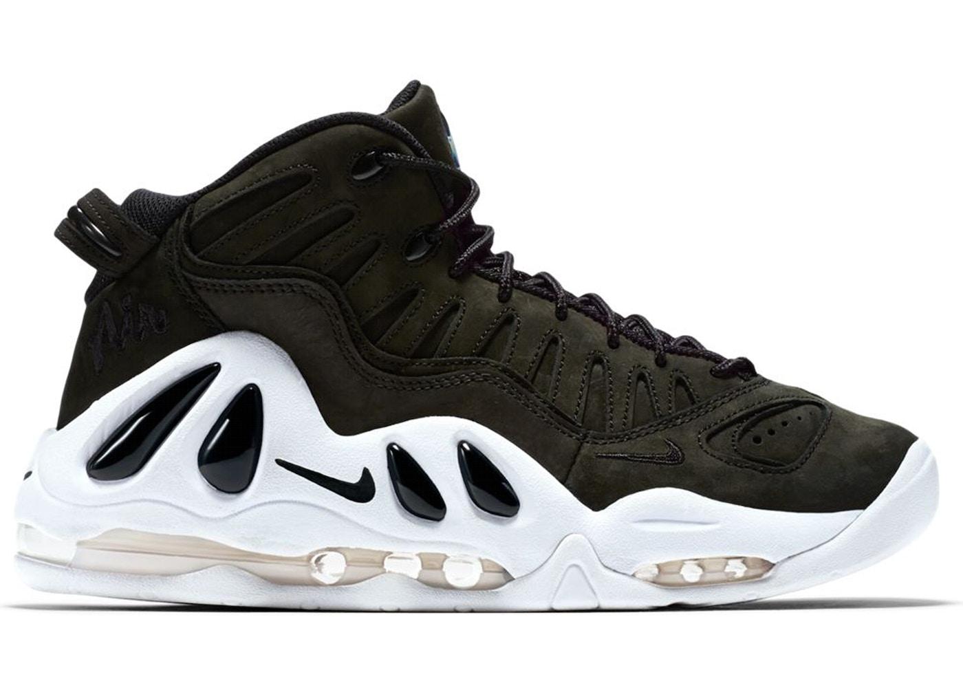 Nike Air Max Uptempo 97 Black White