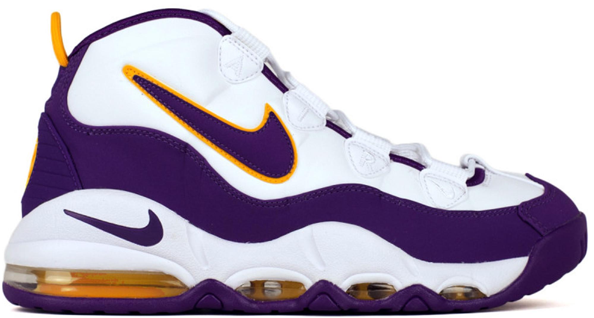 Nike Air Max Uptempo Lakers Derek