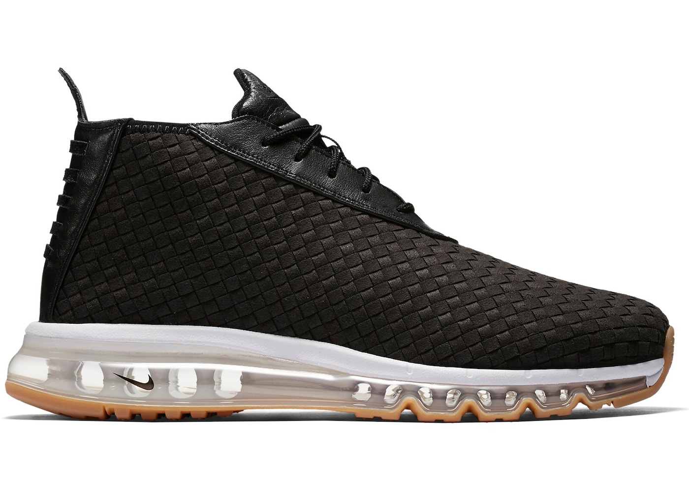 53c1be132d Air Max Woven Boot Black Gum - 921854-003