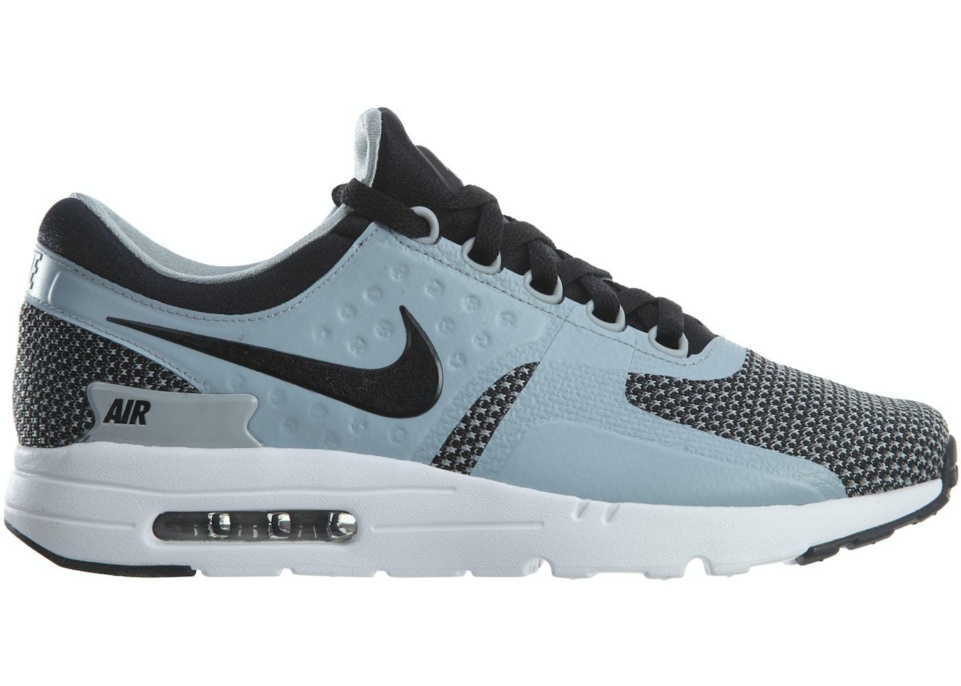 new style 01c4d 23f1d Nike Air Max Zero Essential Black/Black/Wolf Grey