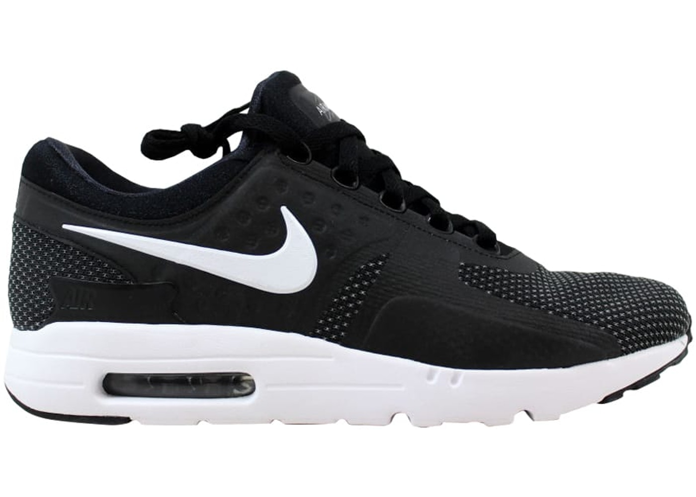 Sell. or Ask. Size  11.5. View All Bids. Nike Air Max Zero Essential Black  White Dark Grey 6f0084abe