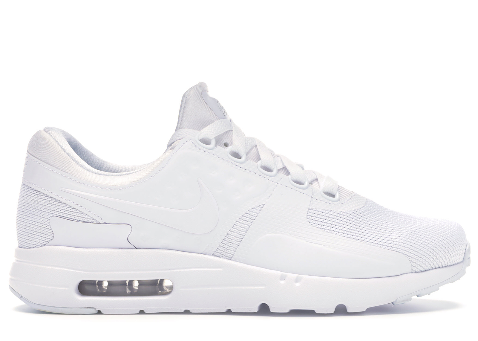 Nike Air Max Zero Essential WhiteWhite Wolf Grey