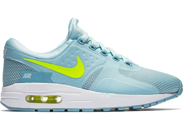 bd9d89fe LOWEST ASK. $33. Air Max Zero Glacier Blue Volt (GS)