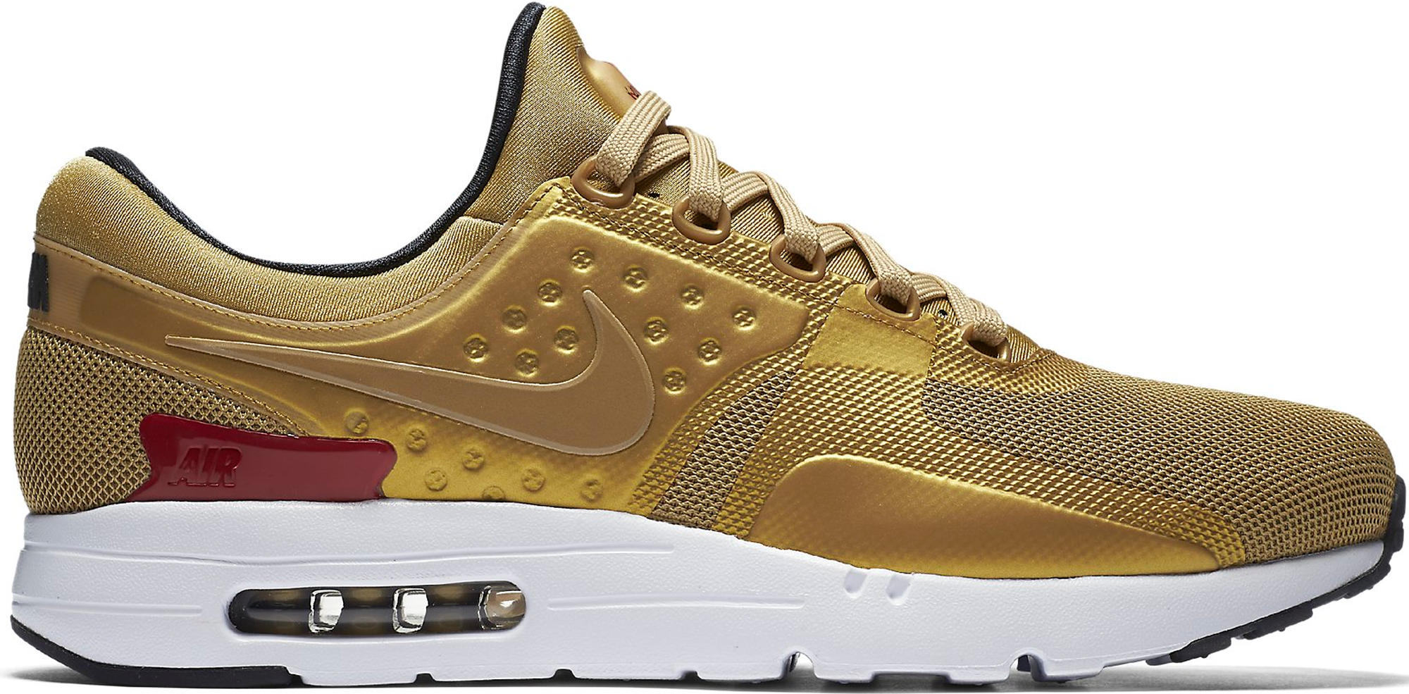 Air Max Zero Metallic Gold