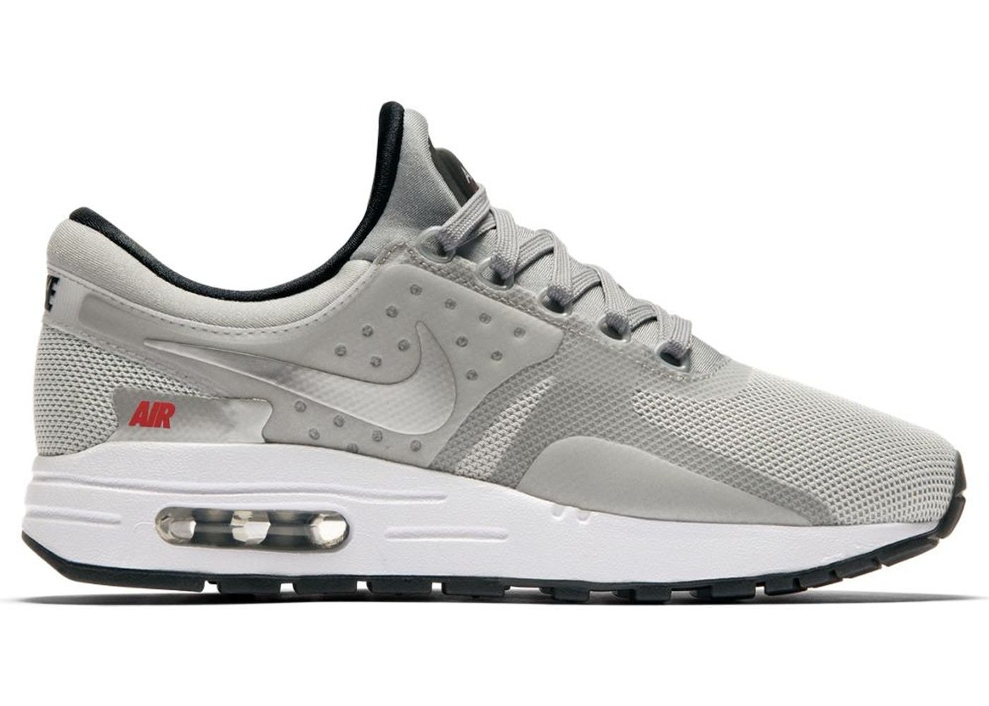 reputable site 3e3eb d83a0 Sell. or Ask. Size --. View All Bids. Air Max Zero Metallic Silver ...