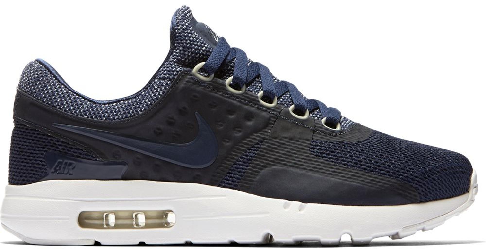 Nike Air Max Zero Midnight Navy Black