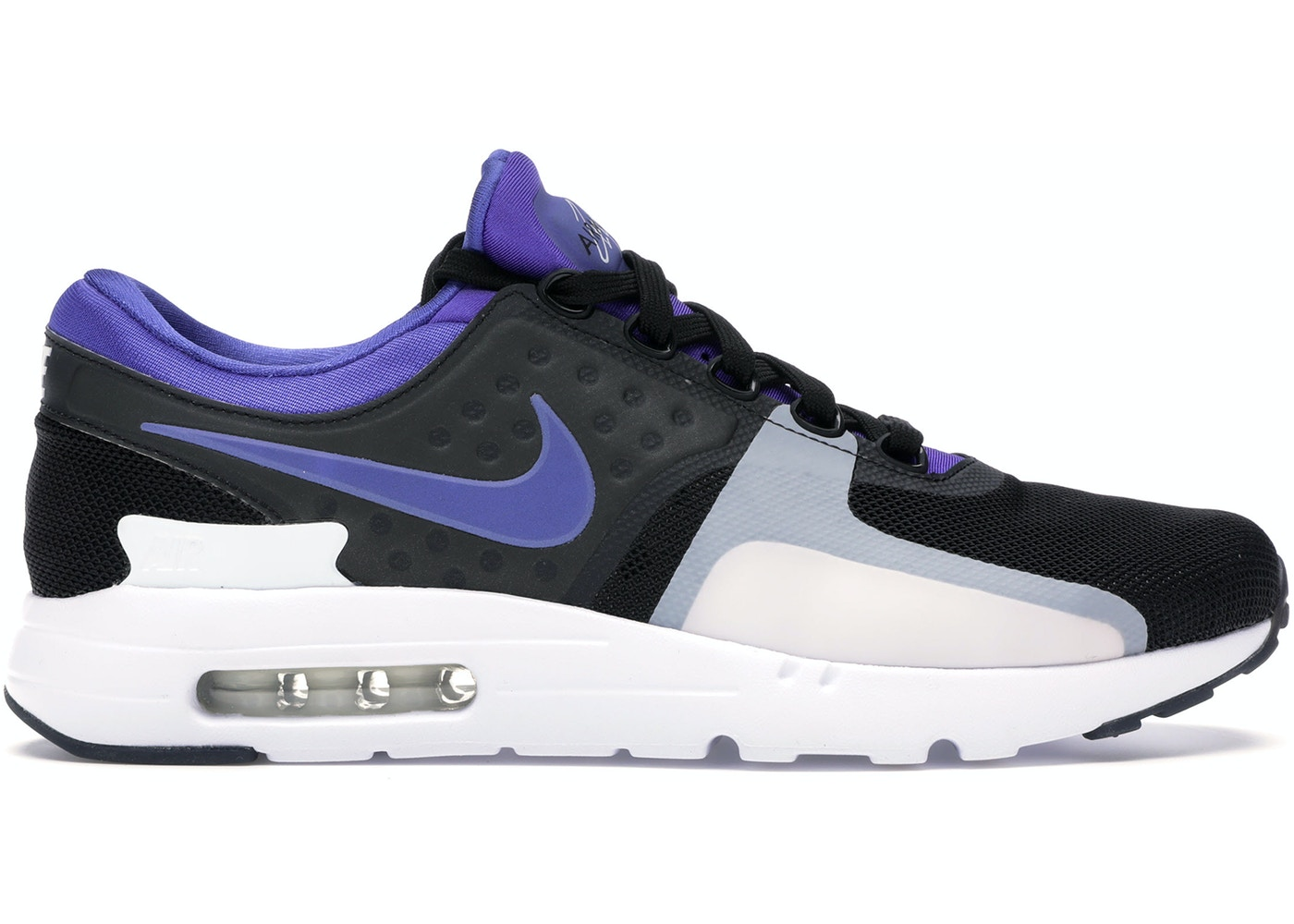 differently e6132 1eab5 Air Max Zero Persian Violet